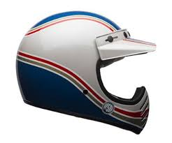 motorcycle accessories rsd adds more retro flavor to the bell moto 3 helmet helmets