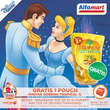 Minyak Goreng Tropical Di Alfamart orange tv on gratis 1 liter minyak goreng tropical setiap