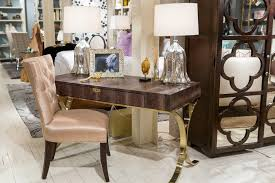 jet set desk bernhardt furniture luxe home philadelphia