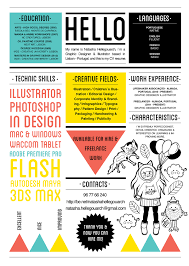 branding resume 50 awesome resume designs that will bag the job cool resumes