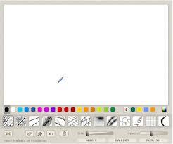 gallery sketching software online drawing art gallery