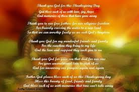 Thanksgiving Pray Happy Thanksgiving From Holiday Poems Thanksgiving And Happy