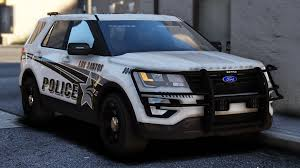 Ford Explorer Base - 2016 ford police interceptor utility pack w hq interior vehicle