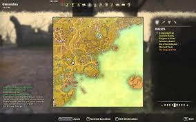 Stormhaven Ce Treasure Map Elder Scrolls Online Glenumbra Treasure Map Ce Location Youtube