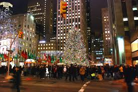 when is the christmas tree lighting in nyc 2017 a new york city holiday tradition rockefeller center christmas tree