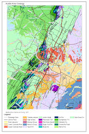 Austin Texas Map by Geologic Map Of Austin
