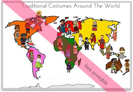 children of the world multicultural activities for