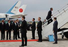 sultan hassanal bolkiah plane picture president obama u0027s trip to china and laos abc news