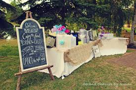 wedding gift table ideas stunning country wedding gift ideas images styles ideas 2018