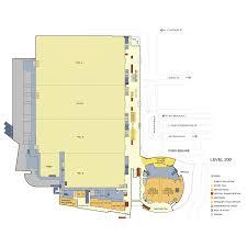 detailed floor plans floor plans cobo center detroit michigan