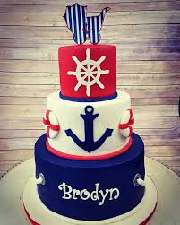 nautical baby shower cakes baby shower cakes minneapolis st paul bakery