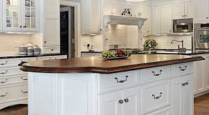 comptoir cuisine bois comptoir de cuisine en bois f design