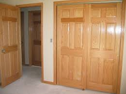 pine sliding wardrobe doors wood sliding closet doors for bedrooms