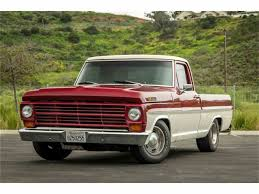 Old Ford Truck Bumpers - 1972 ford f100 for sale on classiccars com 11 available