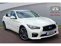 infiniti q50 used 2015 infiniti q50 s sport tech hybrid awd for sale in essex