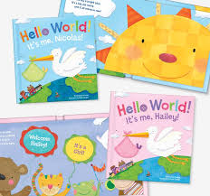 personalized baby books gifts i see me