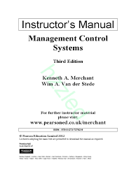 management control systems 1 2 sarbanes u2013oxley act