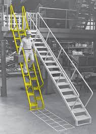 Alternate Tread Stairs Design Lapeyre Stair Alternating Tread Stair