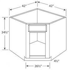 kitchen cabinets corner sink dimensions of 36 corner sink base cabinet kitchen remodel