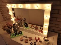 Target Makeup Vanity Lighted Vanity Mirror Target Home Vanity Decoration
