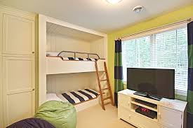Full Size Bunk Bed With Desk Underneath Extraordinary Bunk Bed With Desk Underneath Decorating Ideas