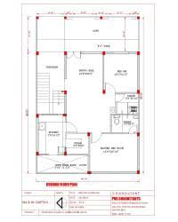 Indian Homes Layout Design Map - Home map design