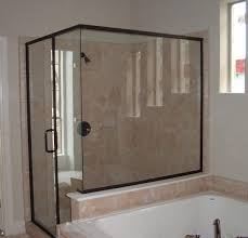 glass door repair chicago bathroom exciting shower room design ideas with arizona shower