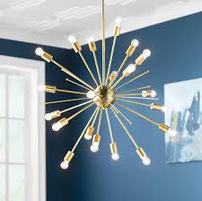 sputnik chandelier an iconic design for more than 50 years corrigan studio violet 20 light sputnik chandelier reviews wayfair