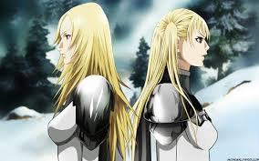 claymore claymore anime anime
