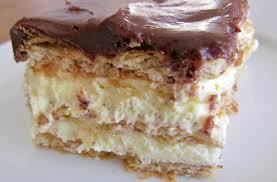 no bake eclair cake the country cook