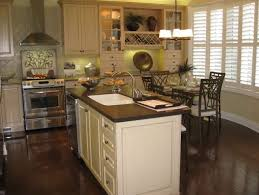 pictures of kitchens with antique white cabinets antique white kitchen cabinets with dark wood floors home interior