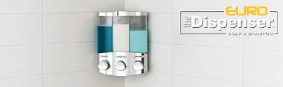 Trio Soap Dispenser Lotion Dispenser Bath Accessory Sets Bath
