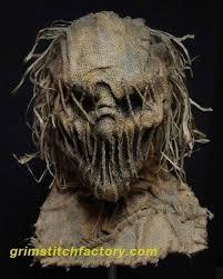 Scarecrow Mask 36 Best Fêtes Halloween épouvantail Images On Pinterest