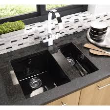black undermount kitchen sinks 11588
