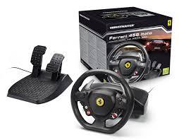 458 italia thrustmaster f458 italia racing wheel xbox 360 amazon co uk pc
