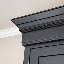 kitchen cabinets top trim finish molding trim kitchen cabinet molding cliqstudios