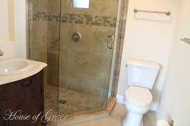 Stand Up Shower Curtains Great Condo Bath Redo I Those Stand Up Showers With A