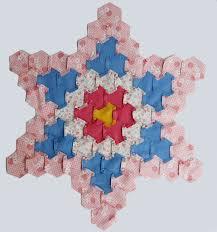 flower garden quilt pattern grandmother u0027s flower garden star quilt a long u2013 q is for quilter