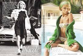 Vanity Drug Use Leslie Bennetts On Nicole Richie Vanity Fair
