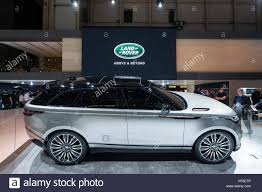 land rover velar 2017 new land rover velar luxury suv on launch day at geneva