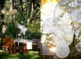 White Paper Lantern String Lights by Diy String Chandeliers Chandeliers Twine And Yarn Ball