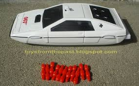 toys from the past 407 corgi u2013 james bond s lotus esprit from