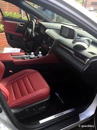 lexus rx how many seats the 2016 lexus rx 350 f sport first drive u2022 geardiary