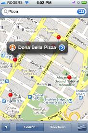 find maps daily tip use maps to find the closest restaurant or