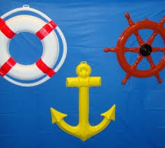 nautical party supplies nautical party decorations partycheap