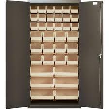 Quantum Storage Cabinet Quantum Storage Cabinet Quantum Storage Cabinet W 227 Bins 60in