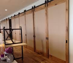 Cedar Barn Door Interior Sliding Doors Non Warping Patented Honeycomb Panels And