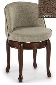 Fresh Vanity Benches For Bathroom Fresh Vanity Chair With Back Belhurst Swivel Vanity Chair Living