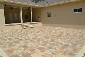 Brick Paver Patio Installation Patio Pavers In Tampa Saint Petersburg U0026 Clearwater Brick Patio
