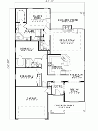 floor plans craftsman floor plan narrow lot house plans craftsman for a floor plan two